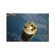 Satellite  Rectangle Magnet