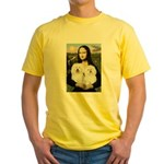 Mona's 2 Bolognese Yellow T-Shirt