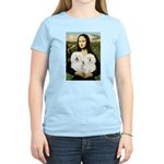Mona's 2 Bolognese Women's Light T-Shirt