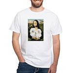Mona's 2 Bolognese White T-Shirt