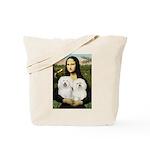 Mona's 2 Bolognese Tote Bag