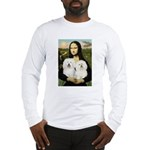 Mona's 2 Bolognese Long Sleeve T-Shirt