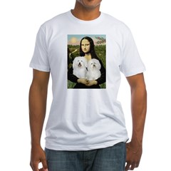 Mona's 2 Bolognese Fitted T-Shirt