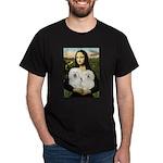 Mona's 2 Bolognese Dark T-Shirt