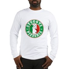 Stugots Pizzeria Long Sleeve T-Shirt
