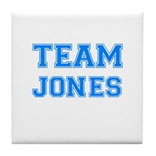 TEAM JONES Tile Coaster