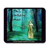 The Witching Hour Mousepad