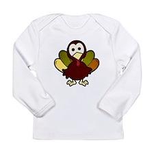 Little Turkey Long Sleeve T-Shirt