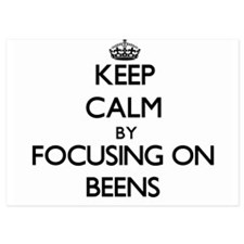 Keep Calm by focusing on Beens Invitations