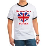 Butler, Valentine's Day T