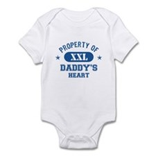 Property of Daddy Infant Bodysuit
