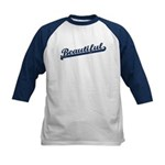 Beautiful Kids Baseball Jersey