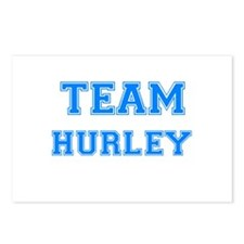 TEAM HURLEY Postcards (Package of 8)