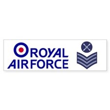 RAF Chief Technician<BR> Bumpersticker 2