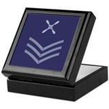 RAF Chief Technician<BR> Tile Insignia Box