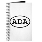 ADA Oval Journal