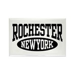 Rochester New York Rectangle Magnet