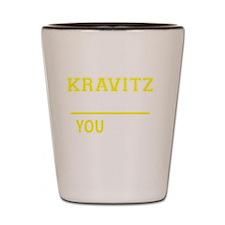 Cute Kravitz Shot Glass