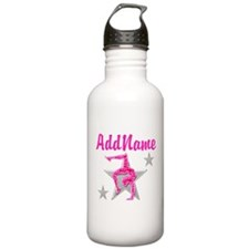 GORGEOUS GYMNAST Sports Water Bottle