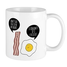 Dont Go Bacon My Heart Mug Mugs