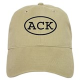 ACK Oval Hat