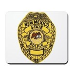 New Mexico State Police Mousepad