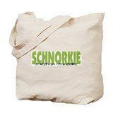 Schnorkie IT'S AN ADVENTURE Tote Bag