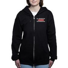 Unique Patriotic women Women's Zip Hoodie