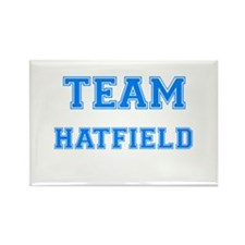 TEAM HATFIELD Rectangle Magnet (10 pack)