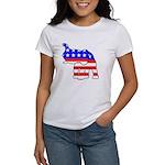 Republican GOP Logo Elephant Women's T-Shirt