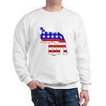 Republican GOP Logo Elephant Sweatshirt