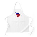 Republican GOP Logo Elephant BBQ Apron