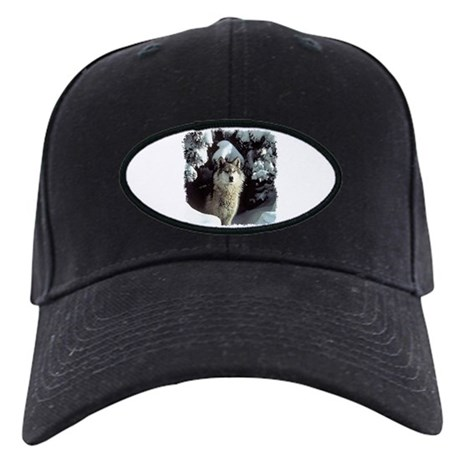 Winter Wolf Black Cap