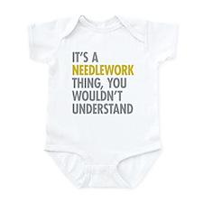 Its A Needlework Thing Infant Bodysuit