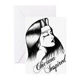 Chicana Inspired Greeting Cards (Pk of 10)