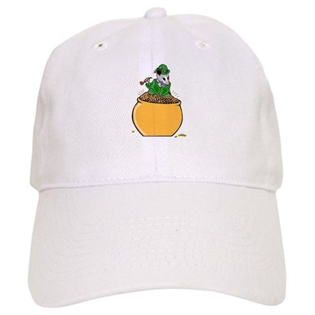 Possum Leprechaun Cap