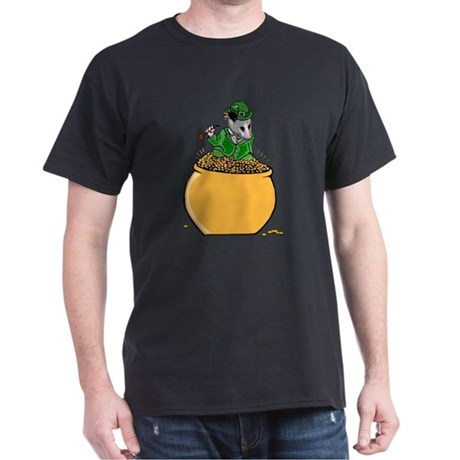 Possum Leprechaun Dark T-Shirt