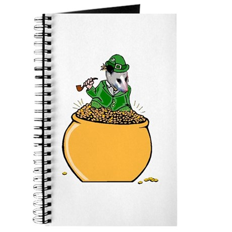 Possum Leprechaun Journal
