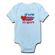 Crafty At Heart Body Suit