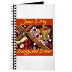 Jesus Designated Driver Journal
