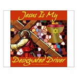 Jesus Designated Driver Small Poster