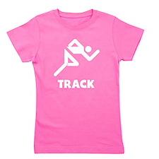 Track Girl's Tee