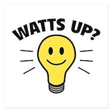 Watts Up? Invitations