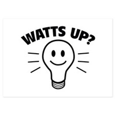 Watts Up? Invitations