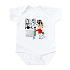"""""""THAT PICKLEBALL GUY"""" Infant Bodysuit"""