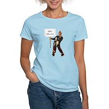 Scarecrow Warning T-Shirt