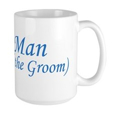 Best Man Brother of the Groom Mug