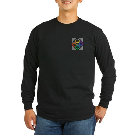 NCOD Pocket 2009 Long Sleeve Dark T-Shirt