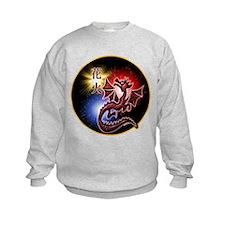 Dragon Fireworks Sweatshirt