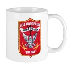 USS BORDELON Mug